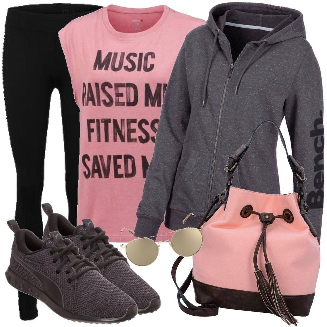 Fitness Basics REEBOK T Shirt | BENCH Kapuzenjacke | PUMA
