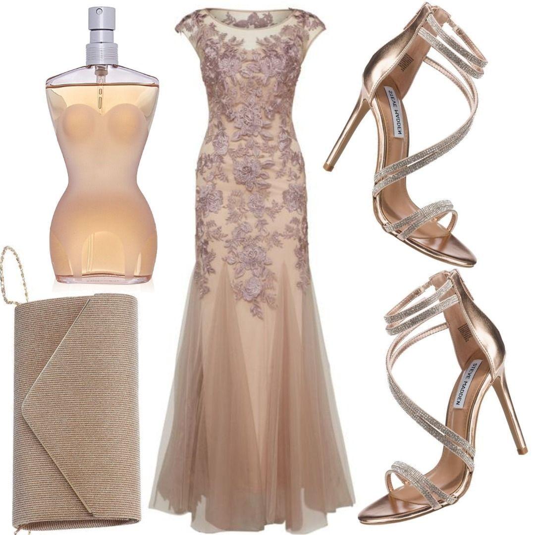 Mascara Kleid Ivory Outfit für Damen zum Nachshoppen auf Stylaholic