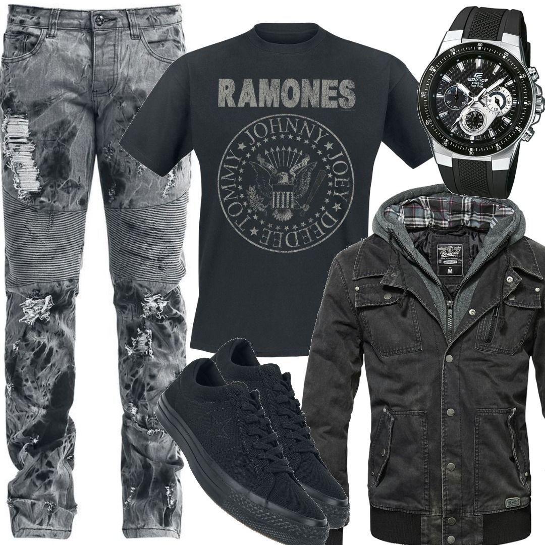 beste Angebote für Laufschuhe kinder Rock Rebel by EMP- Acid Jared- Jeans Outfit für Herren zum ...